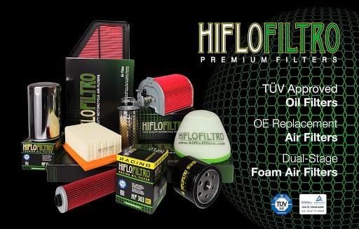 FILTRO OLIO HIFLO