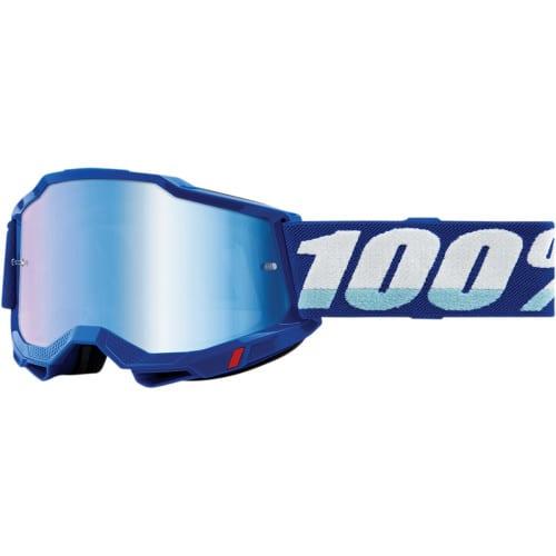 Shop Online MASCHERA 100% ACCURI 2 FLUO BLUE