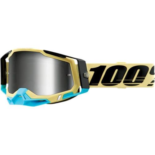 MASCHERA 100% RACECRAFT 2 AIRBLAST