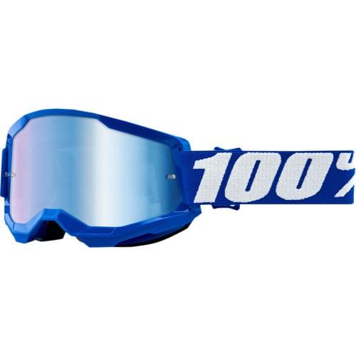 Shop Online MASCHERA 100% STRATA 2 BLU
