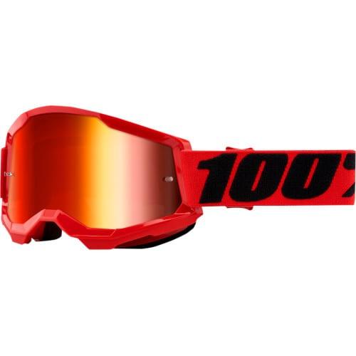 Shop Online MASCHERA 100% STRATA 2 RED