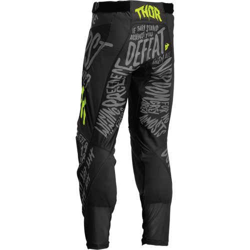 Shop Online PANTALONE MOTOCROSS THOR PULSE COUNTING SHEEP LIME