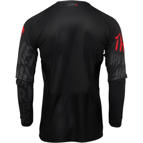 Shop Online MAGLIA MOTOCROSS THOR PULSE COUNTING SHEEP ROSSA
