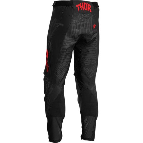 Shop Online PANTALONE MOTOCROSS THOR PULSE COUNTING SHEEP ROSSO